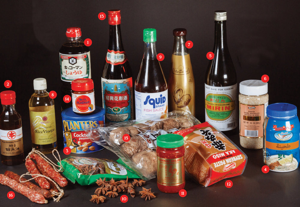 Gabriele Stabile para  101 Easy Asian Recipes