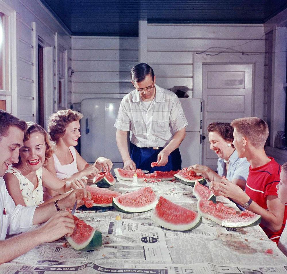 Carolina del Sur, 1956. La foto es de Margaret Bourke-White. Fotoensayo sobre segregación y derechos civiles en el sur de Estados Unidos. Archivo Life.
