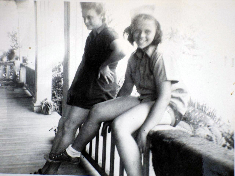 Back home in Indiana, 1952-53; vía Shorpy