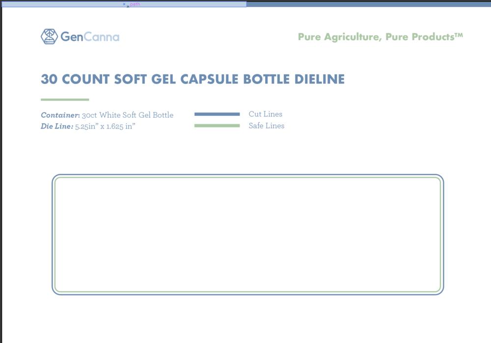 Soft Gel Bottle -