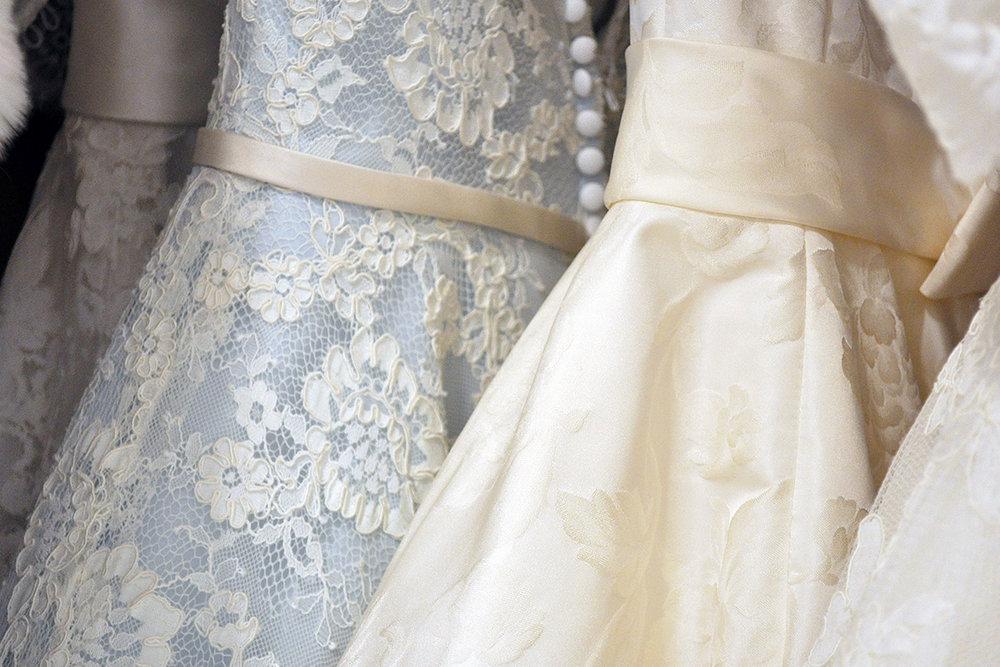 Bridal Gowns - • Designer• Destination• Plus Size• Vintage