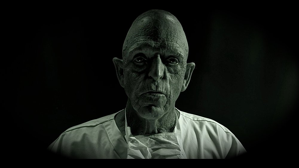 Michael Berryman in CURED. (Official film still)