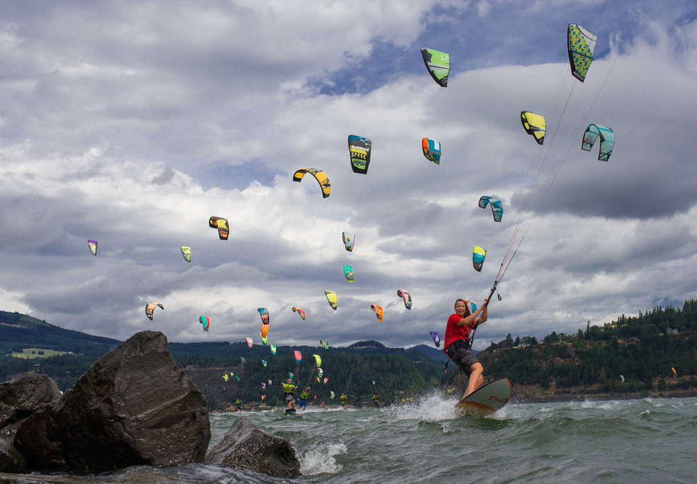KITE IT OUT - A restorative, one-day kite-flying event designed to give young adult cancer survivors respite from daily life with, and after, cancer.