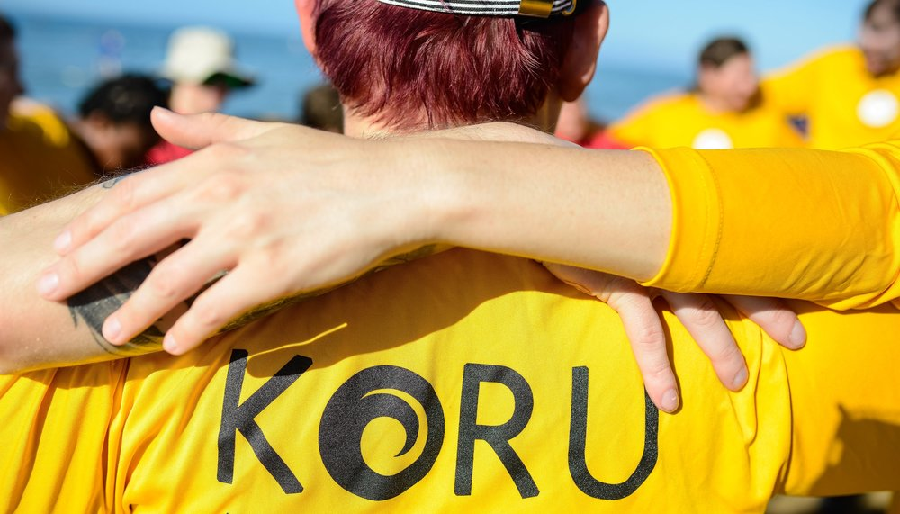 98%  - of campers say their Camp Koru