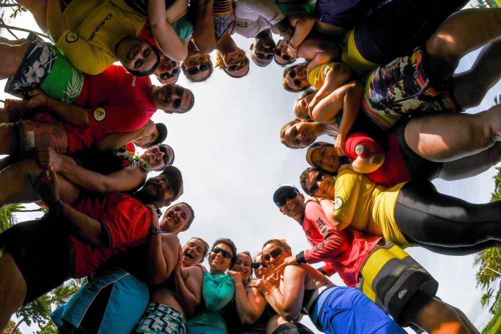 $25,000 - Funds one Camp Koru Hawaii