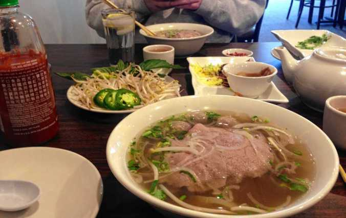 Review Vietnamese Noodle House In North Syracuse Where Pho Is King