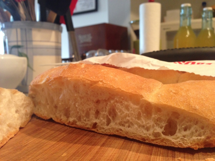 Fans of crisp exteriors will love the surface area-to-bread ratio in a Columbus flat loaf.