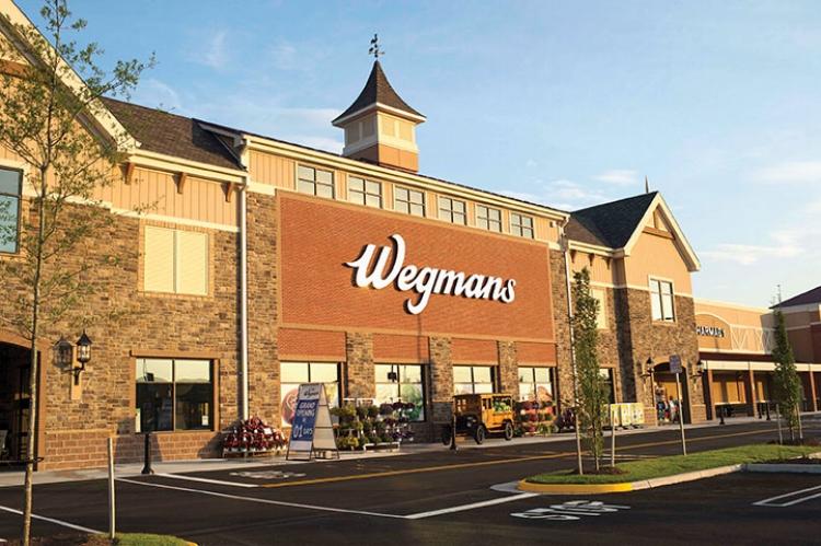 Wegman's in Pittsford, N.Y. Credit: Wegmans