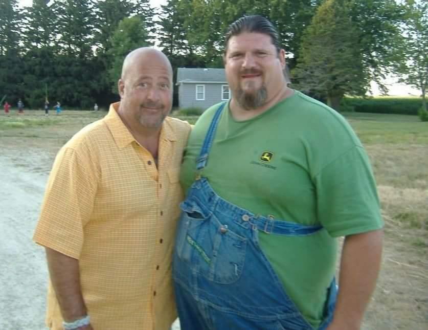 "How pig farming saved Carl Blake's life - ""I'm a pig farmer; you gotta have some goddamned humor."""