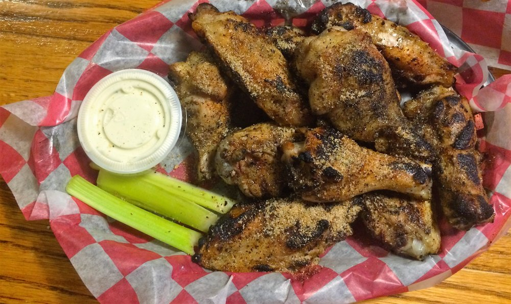 Boneless chicken wings are good--but they're not wings