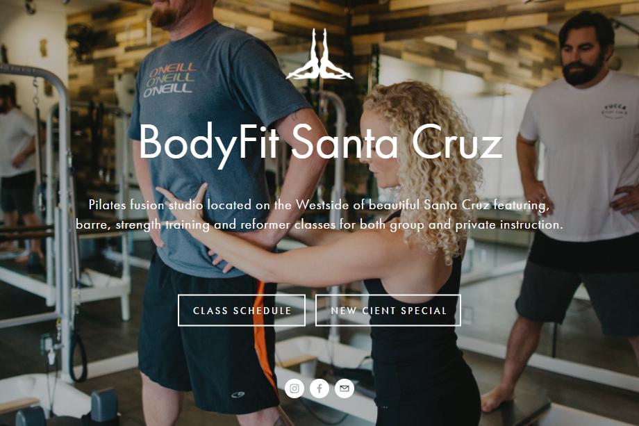 BodyFit Santa Cruz