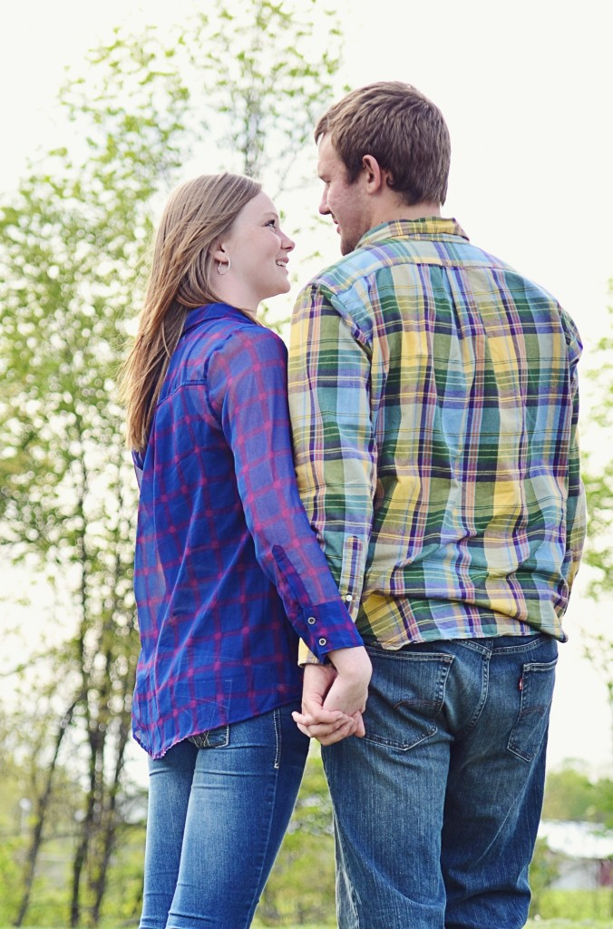 columbus ohio engagement photography