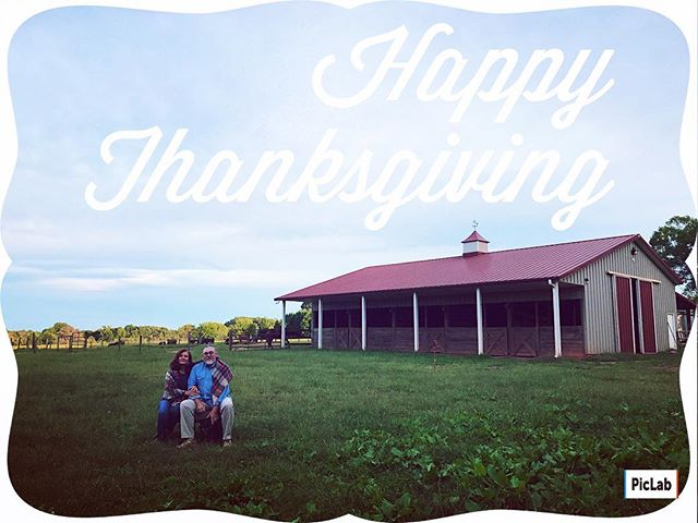 Wishing you a day full of gratefulness and a heart filled with thanks. Happy Thanksgiving from Rolling Hills Farm