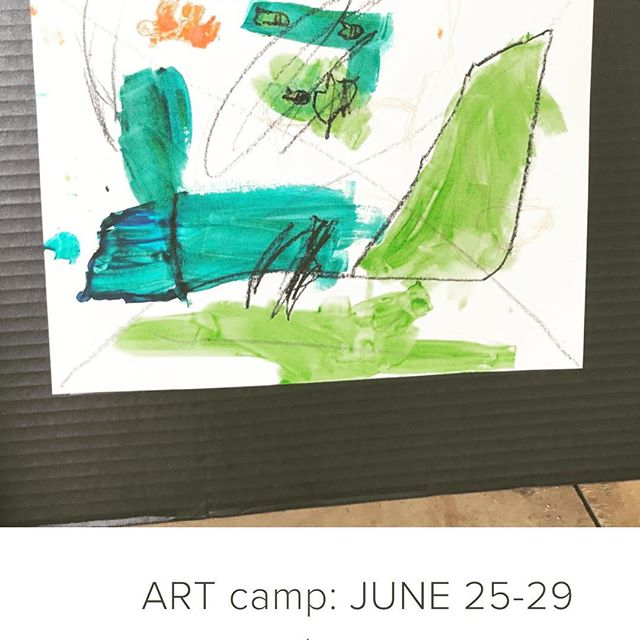 Excited to announce that we are hosting another ART CAMP ON THE FARM this year! 🎨June 25-29, 2018 🎨Rising K-8 🎨Farm fun and ART 🎨9-12:30 M-F 🎨RHFARMNC.com (link in bio)