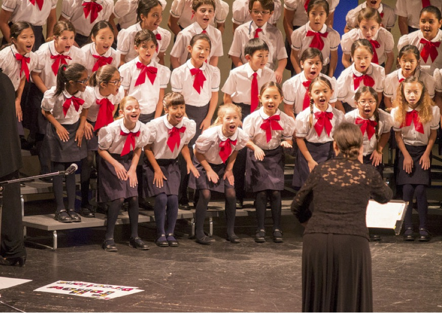 Apprentice Choir (grades 3-5)