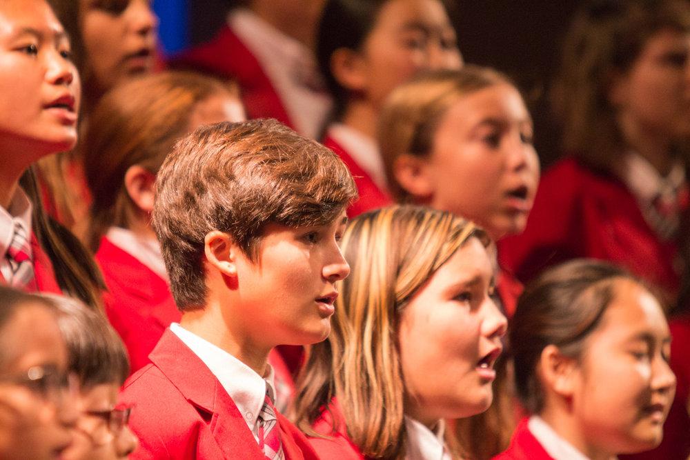 Concert Choir (grades 6-10)