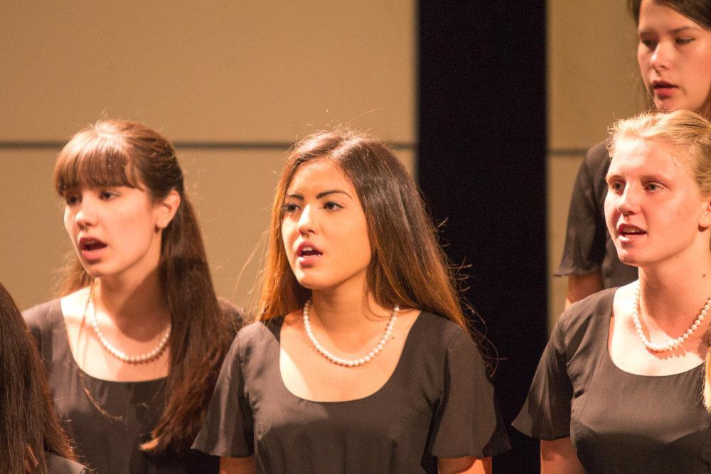 Chamber Choir (grades 10-12)