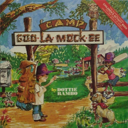 CAMP GOO-LA-MOCK-EE  1986
