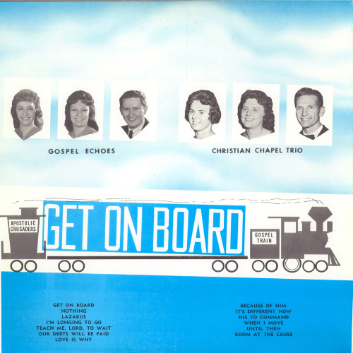 GET ON BOARD 1961