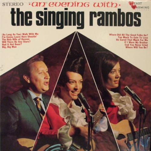 AN EVENING WITH THE SINGING RAMBOS  1968