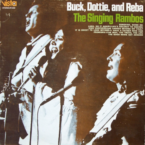 BUCK, DOTTIE, AND REBA  1972