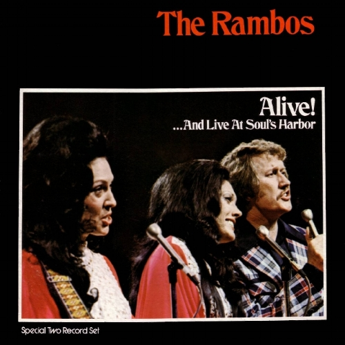 ALIVE!... AND LIVE AT SOUL'S HARBOR 1974