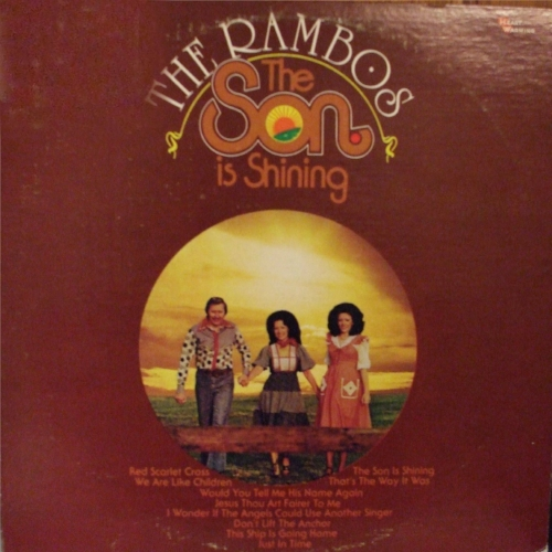 THE SON IS SHINING  1976