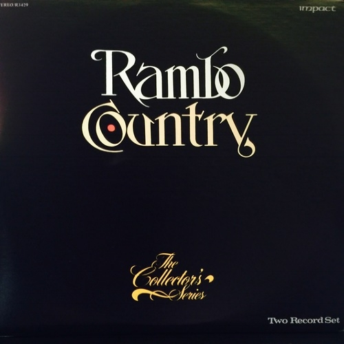 RAMBO COUNTRY  1976