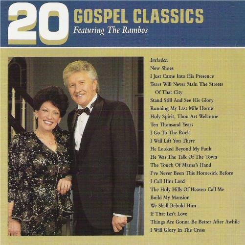 20 GOSPEL CLASSICS  1994