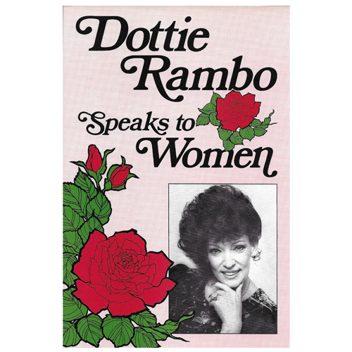 DOTTIE RAMBO SPEAKS TO WOMEN  Teaching Tapes 1986