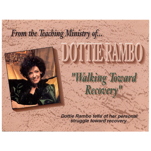 WALKING TOWARD RECOVERY Teaching Tapes 1993