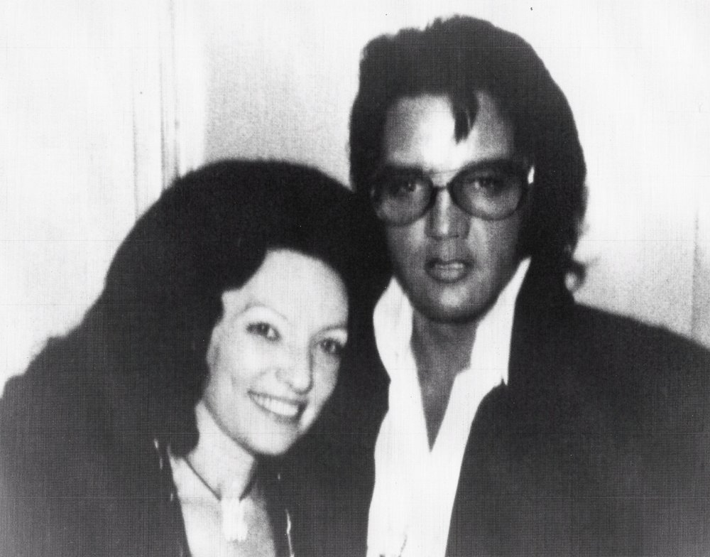 Dottie and Elvis 1970s