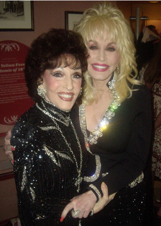 Dottie and Dolly Parton 2000s