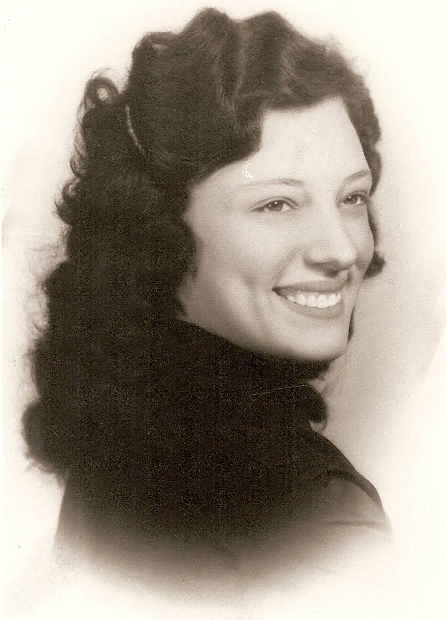 Dottie Rambo 1950s