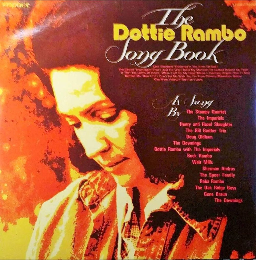 The Dottie Rambo Songbook Various Artists 1973