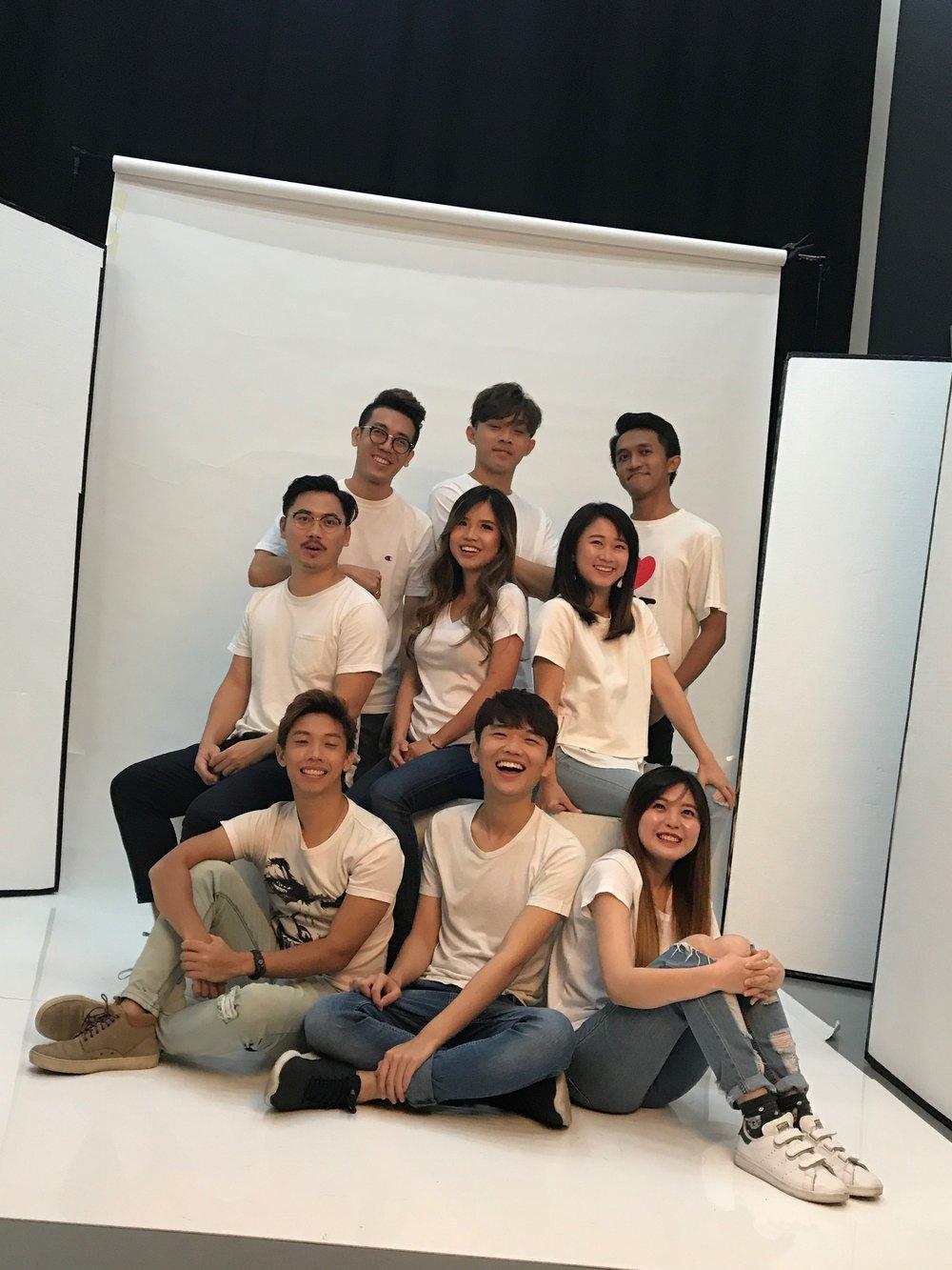 Pioneer Bloomr Creators at Photo-shoot
