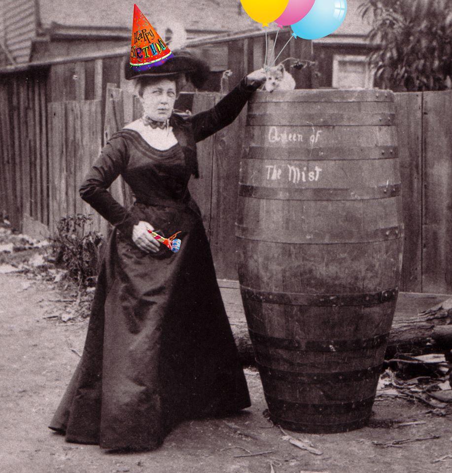 Annie Edson Taylor Birthday