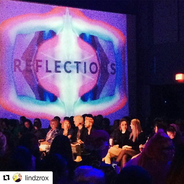 #Repost @lindzrox with @repostapp ・・・ Turn to the left, now turn to the right! #fashionarttoronto #runwayready
