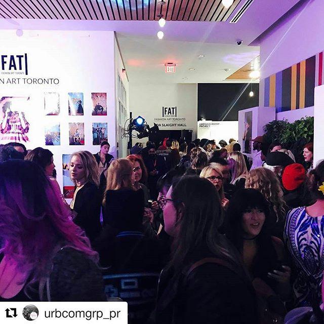 """Day 2 of @fashionarttoronto """"Reflections"""" #fashion #reflections #Fashionarttoronto"""