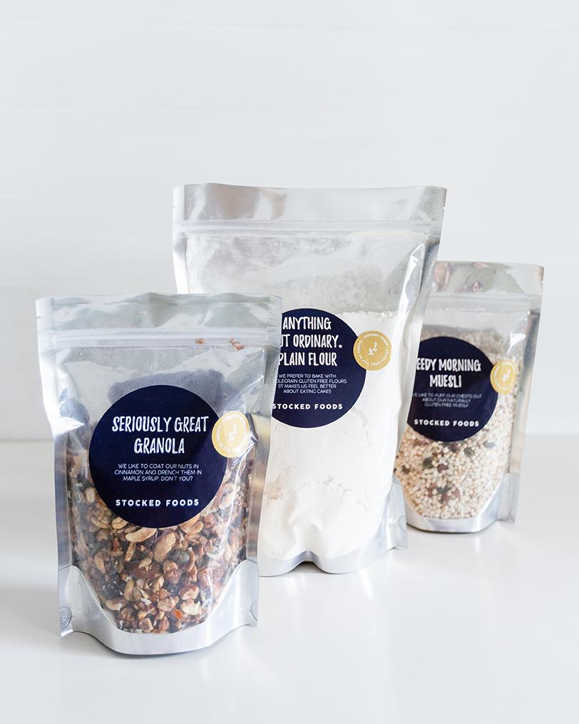 StockedFoods-Perth-Granola-Flour-Cereal-GlutenFree-LivingWellExpo