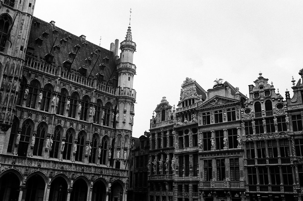 Brussels City Center