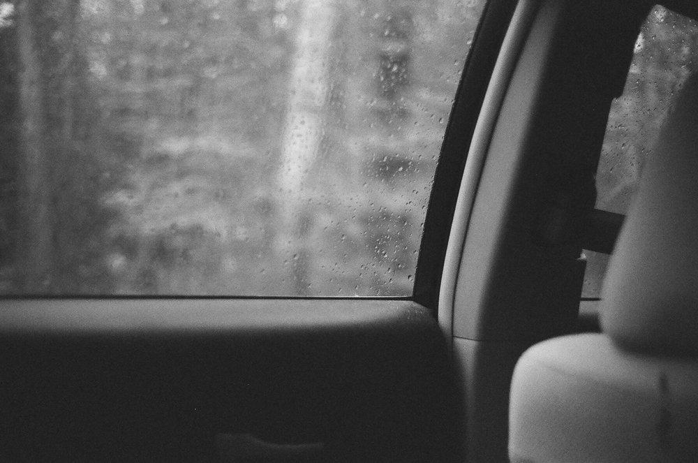 rainy boston weather