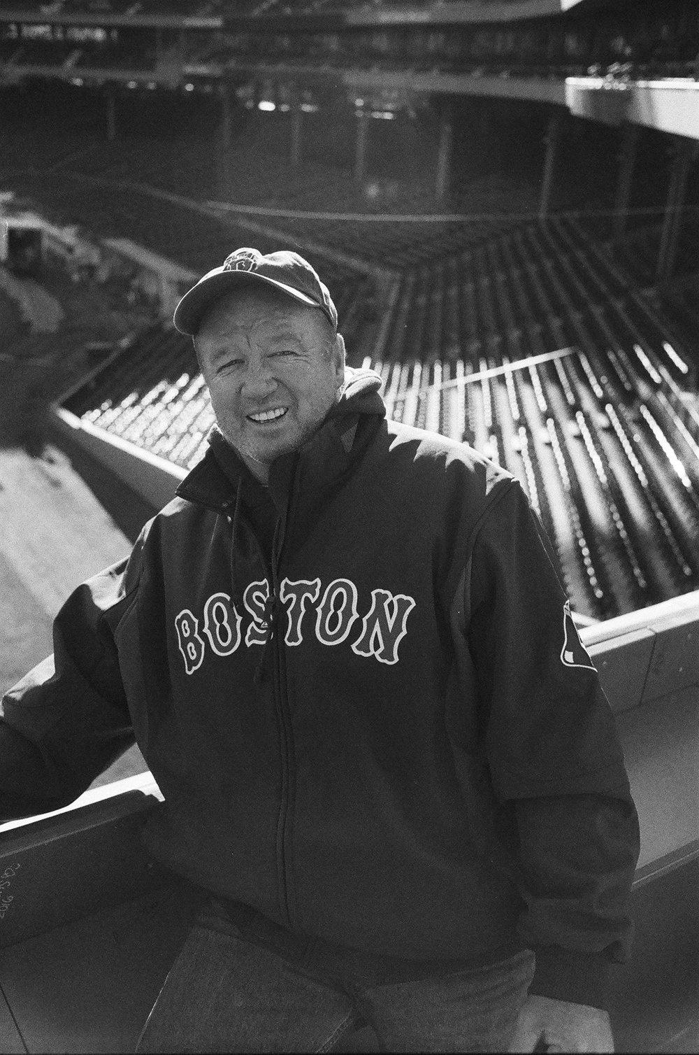 biggest boston red sox fan