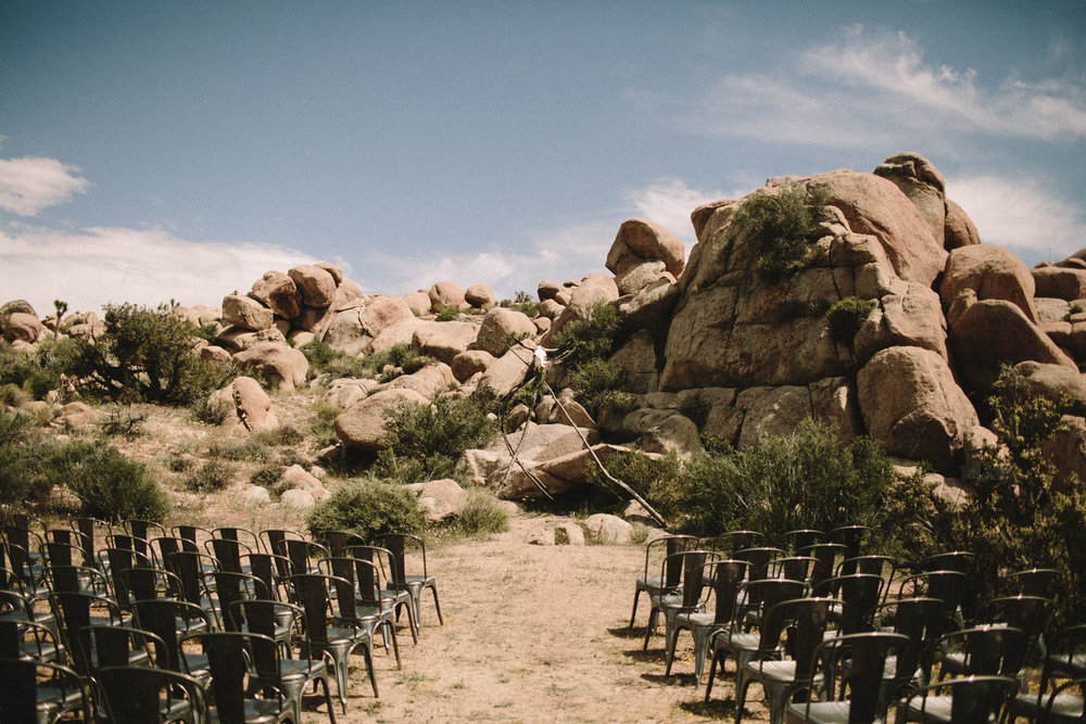 the ruin venue ceremony site