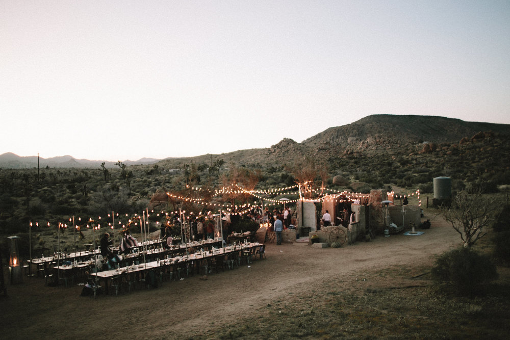 pioneertown wedding venues