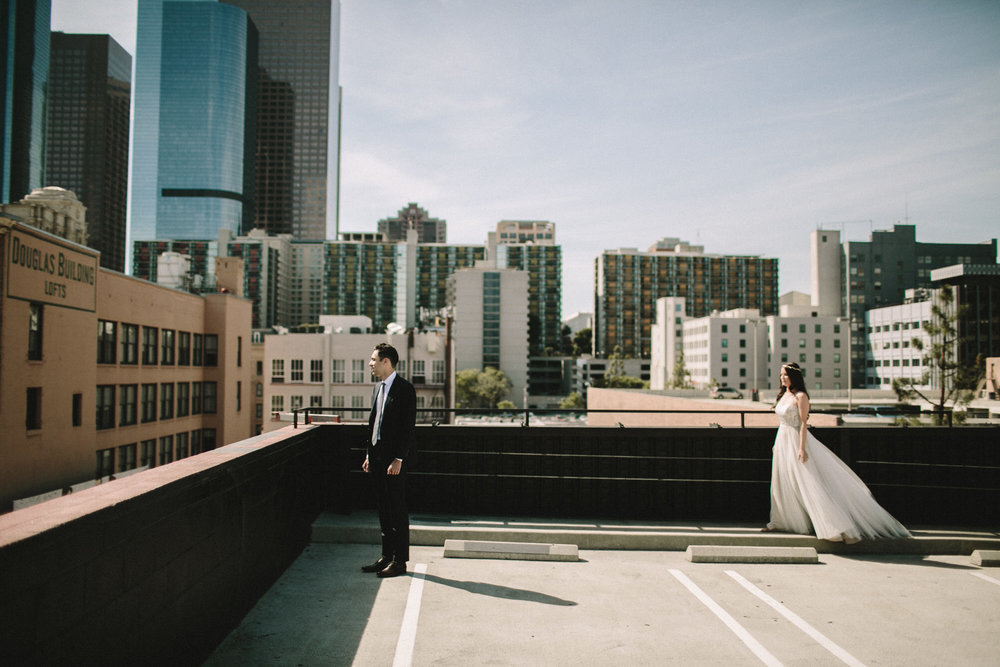 rooftop first look