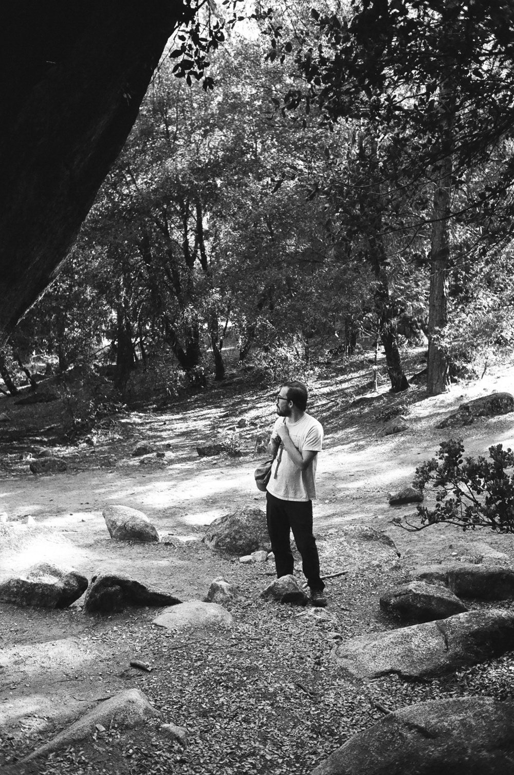 professional rock climbers in yosemite