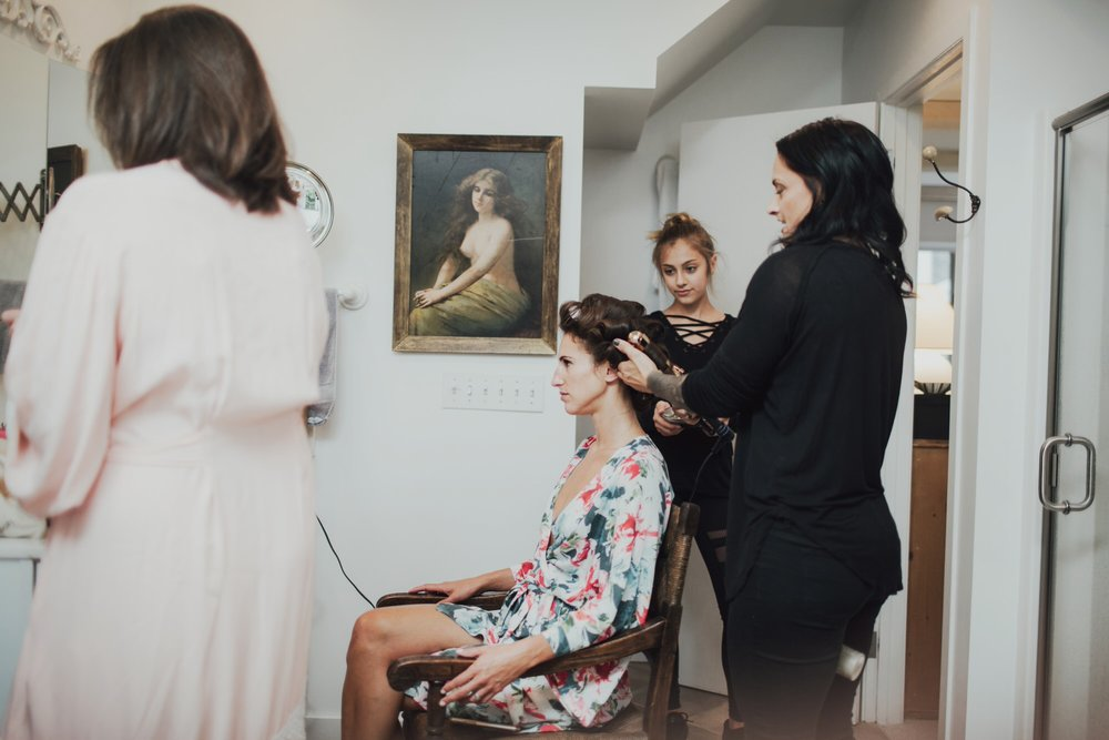 hair and make up artist in new york