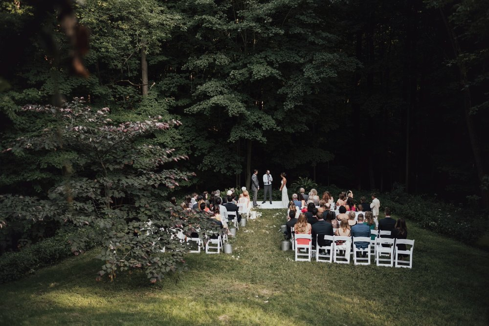 romantic ceremony location in new york