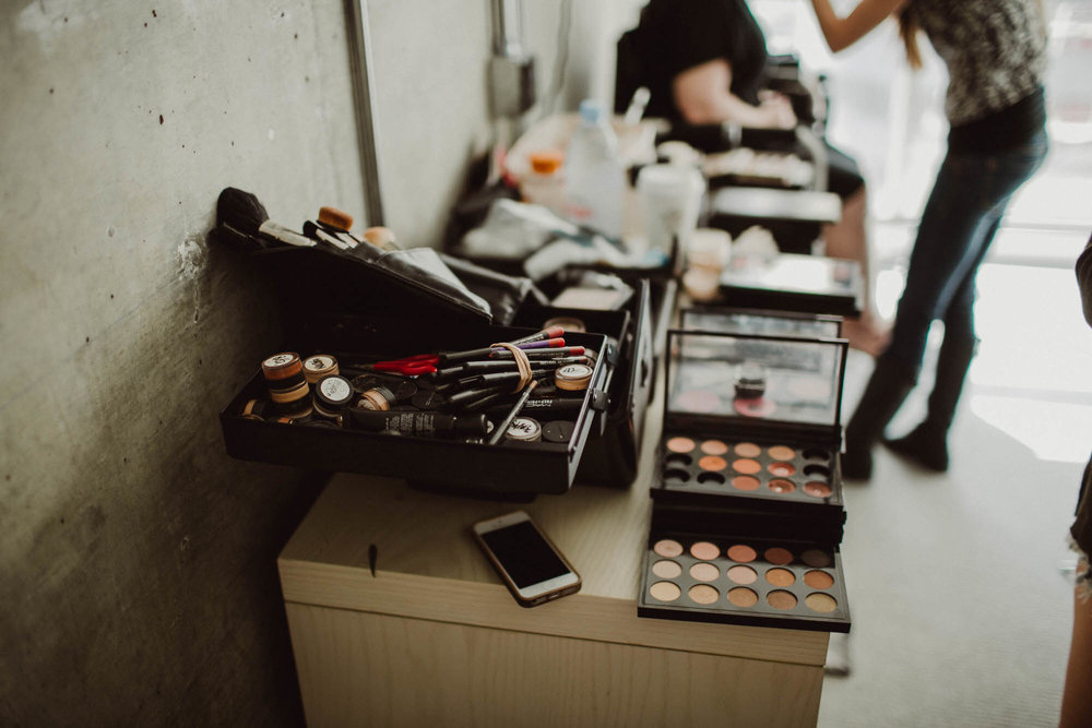 make up artist in los angeles